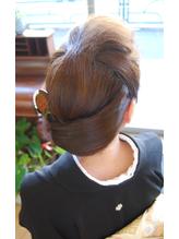 和装アップスタイル・留袖髪型【BELL桜新町/用賀】 小学生.49