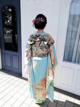 袴&振袖※卒業式&成人式スタイル42