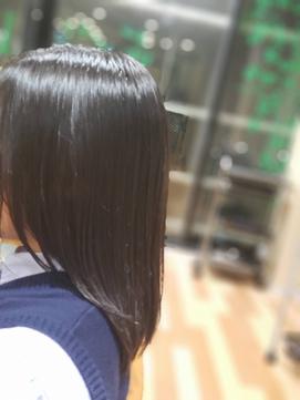 【ルッカランス】坂東 中高生オススメ♪ ナチュラルストレート