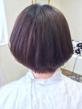 クラシカル&ヴィンテージ★甘辛グラマラス艶髪マッシュボブ