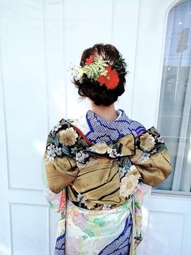 袴&振袖※卒業式&成人式スタイル43