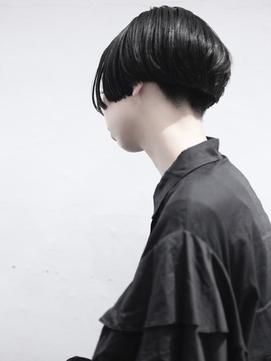 【KORD_TOKYO】Thrill                          黒髪×ショート