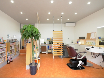 コミックアンドカットスタジオ ソラ(Comic & Cut Studio SORA)(大阪府堺市美原区/美容室)