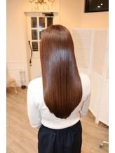 幅広い世代からからの支持多数♪【大人女性の悩める髪質に対応したメニューを取り揃えています!】