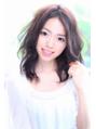 【Aere池袋】☆ゆる巻きセミロング☆小林正重