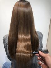 今、話題の髪質改善ミネコラトリートメント.38