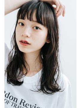 【cotton 木戸浦】素髪ロング