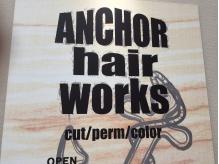 アンカー ヘアーワークス(ANCHOR hair works)
