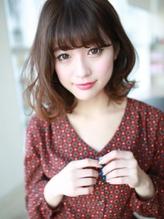 フェミニンバング☆愛されミディ バレッタ.39