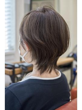 マッシュウルフ・浦和の美容室トライベッカ荒巻充のヘアカット