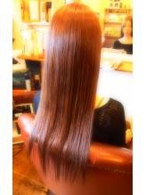 【ROOK】から帰る時は艶やかな美髪へ♪みずみずしさと内側から輝くようなツヤ髪で女子力もUP☆