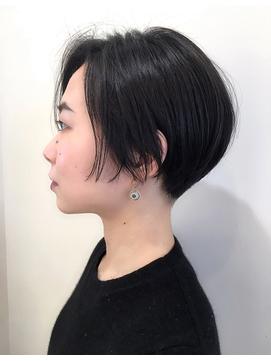 【arte HAIR】美シルエットショート