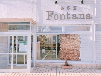 フォンタナ(Fontana)(岩手県盛岡市/美容室)