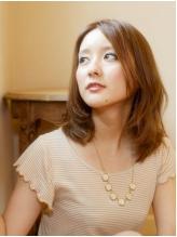 【立川駅3分★人気店】≪sheep★お手軽≫美髪☆カラー+カット¥3900♪マンツーマンで、お悩み相談しやすい!