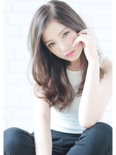 ジェンダーレス フェアリー柔らかデジタルパーマ .8