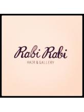 ラビラビ ヘアーアンドギャラリー(Rabi Rabi HAIR&GALLERY)