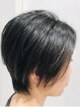 マニッシュショート!by吉村英昭.38