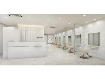 ケンジ 洋光台(KENJE)(神奈川県横浜市磯子区/美容室)