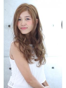 【Rose】大人可愛い耳かけウェービーヘア☆☆
