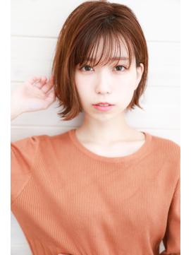 [OCEAN Hair&Life]ゆるふわ☆レイヤーカット☆ピンク☆