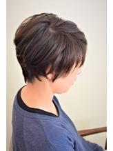 フェミニンアッシュボブ【Hair Make S-CORE】 053-445-2100.32