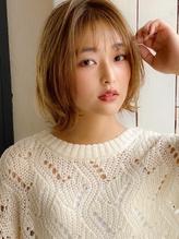 《Agu hair》大人かわいい ショートヘア シースルーバング.7