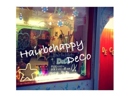 ヘアービーハッピー デコ(Hair be Happy DeCo) image