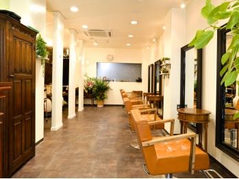 ヘアーガーデン オーパスリンク 池袋(hair garden Opus Link)(東京都豊島区)