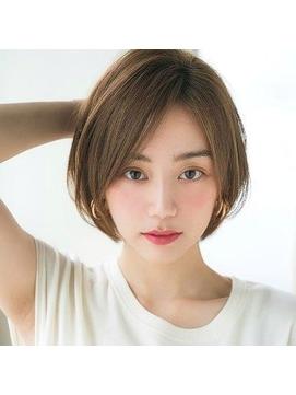【joemi】2021年王道ひし形ショートボブ
