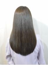 【カット+ケアトリコTR矯正¥13510】実力派Stylistの髪質診断で最適な施術を提案!優しく自然なストレート☆