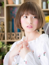 *+COVER HAIR+*…大人ピュア♪グラデーションボブa 小頭.34