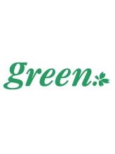 ヘアー グリーン(hair green)
