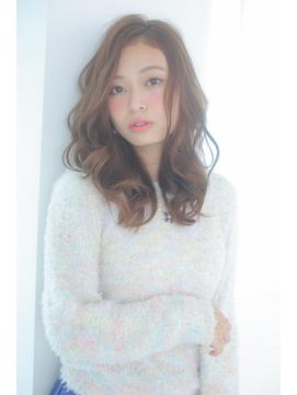 Ratuna【塚口】☆ふんわり質感で透け感と軽やかさを☆