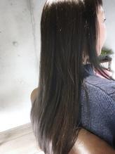 REVIEST★ワンレン×黒髪×3Dカラー×ジグザグバング.19