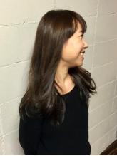 星ヶ丘◆いくつになっても綺麗な髪で褒められる♪髪への負担が少ない薬剤で美髪をキープできるのが◎