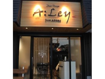 レイ(Hair Design A:Ley)(宮崎県宮崎市/美容室)