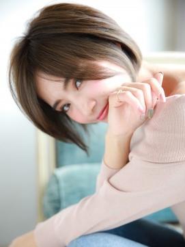大人可愛い★小顔ショート 2