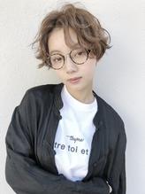 BALLOON HAIR  くせ毛風モードヘア.5