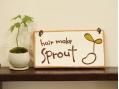 ヘアーメイク スプラウト(hair make sprout)(メイク)