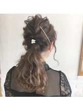 LiLy hair design ~ カジュアルひとつ結び.38
