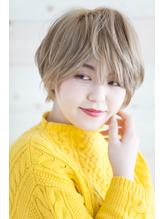 【Rire-リル銀座-】小顔マッシュショート.5