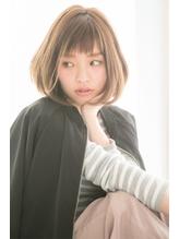 【CASA MADRE 新宿西口】ナチュラル愛されボブ .56