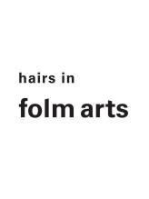 ヘアーズ イン フォルム アーツ(hairs in folm Arts)