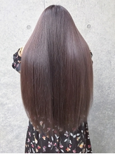【Shuu】艶髪 ブラウンベージュ モード 3Dカラー 渋谷 エクステ.40