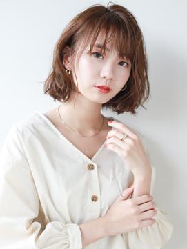【K-two青山】大人女性に人気!女っぽニュアンシーBOB★