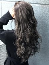 Hairlaboash☆ダークメッシュカラー.57
