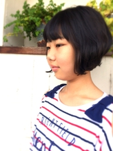 大人可愛いショ-トボブ★ 中学生.44