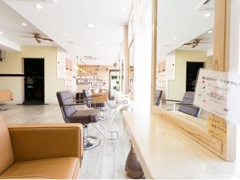 ヘア ロンドン カフェ(HAIR LONDON CAFE)