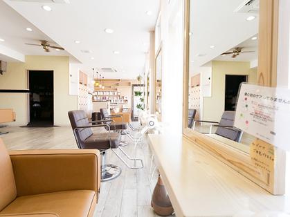 ヘア ロンドン カフェ(HAIR LONDON CAFE) image