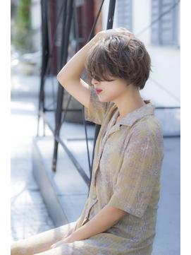 【miel hair】ふんわり☆マッシュボブ